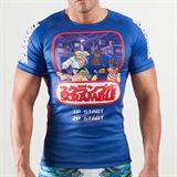 Scramble Beat &#146;Em Up Rashguard